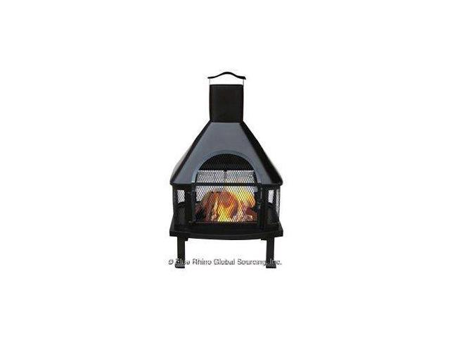 UniFlame Outdoor Wood Burning Fireplaces - Outdoor
