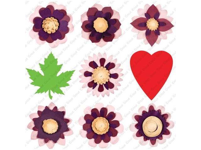 Flower Shoppe Cricut Cartridge