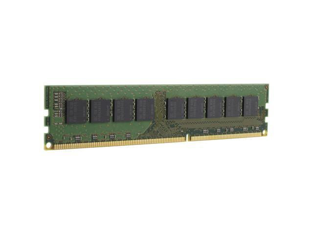 HP 4GB DDR3 SDRAM Memory Module - 4 GB (1 x 4 GB) - DDR3 SDRAM - 1600 MHz DDR3-1600/PC3-12800 - ECC - Registered - 240-pin - DIMM