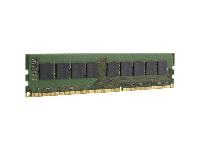 HP 4GB (1x4GB) DDR3-1600 MHz ECC RAM - 4 GB (1 x 4 GB) - DDR3 SDRAM - 1600 MHz DDR3-1600/PC3-12800 - ECC - Unbuffered - 240-pin - DIMM