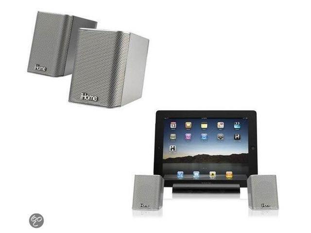 Portable MP3 Player Speaker System