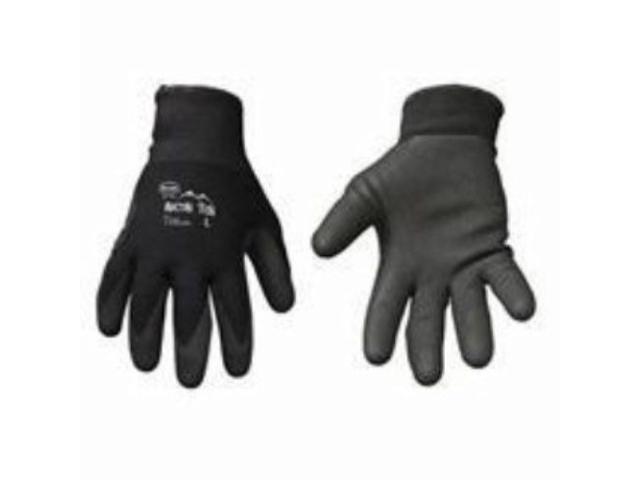 Artik Tek Nitrile Palm Glove Black Medium