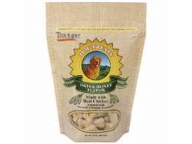 Triumph Oven Baked Dog Treats Oats & Honey 24 Oz