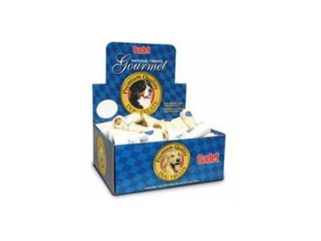Ims Trading Dog Treat Medium Stuffed Chicken Bone Med
