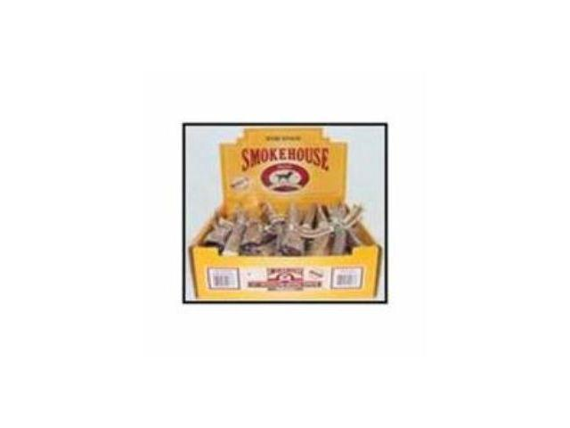 Smokehouse Dog Treat Bully Stick 12 Display 60Ct