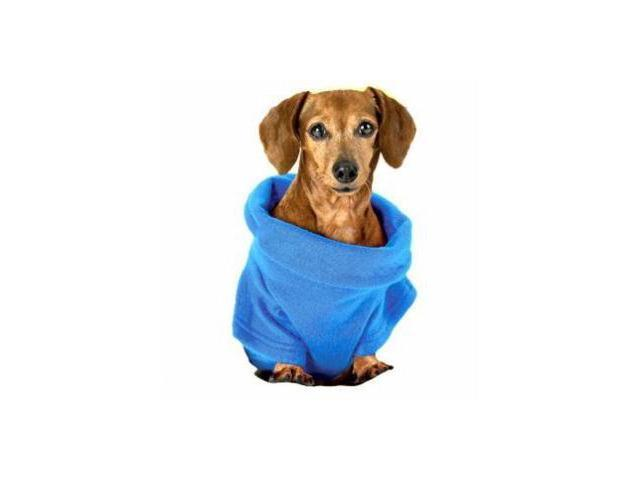 Snuggie For Dogs Small Blue