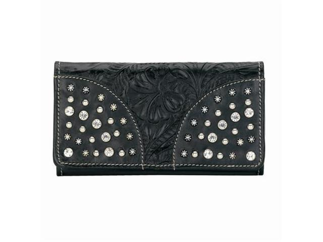 American West Flap Wallet