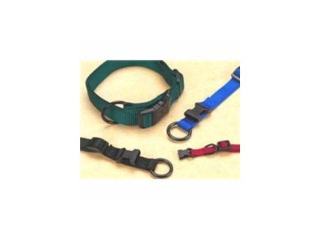 Hamilton Pet Company Adjustable Dog Collar, Black, 3/8 X 7-12 - FAE 7/12 BK