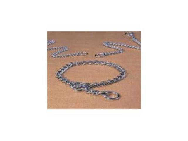 Hamilton Pet Company Heavy Choke Chain Dog Collar, 22 Inch - C3022A