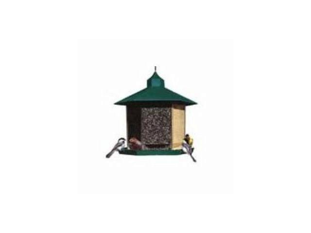 Triple Treat Feeder Green