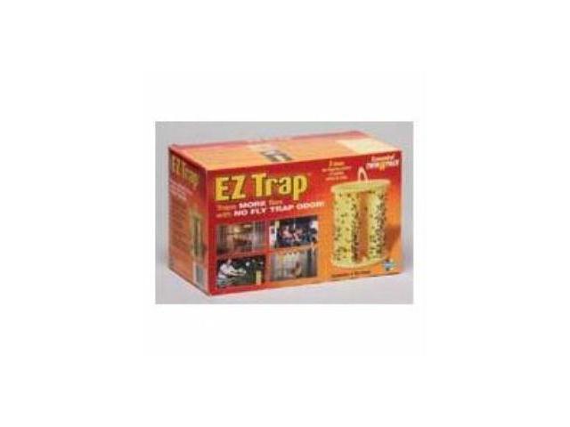 Ez Trap Fly Trap 2Pk
