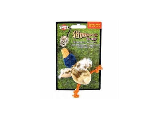 Skinneeez Chickens Cat Toy