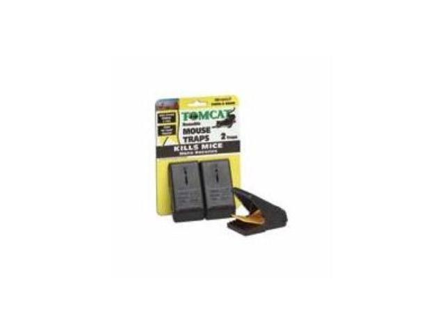Motomco Rodent Tomcat Mouse Trap 2Pk