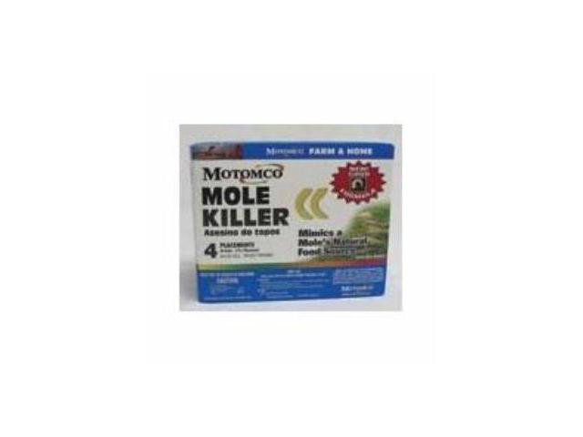 Motomco Mole Killer Grub Formula