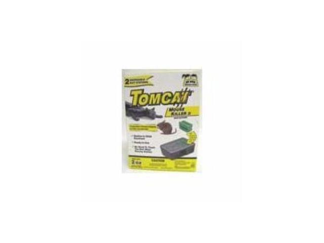 Tomcat Disposable Mouse Killer 2 2 Pack
