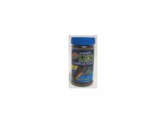 Zoo Med Aquariam Aquatic Frog & Tadpole Food 2Oz