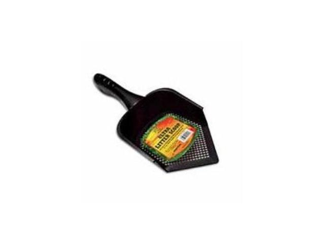 Rzilla Pet Litter Scoop Corner Black