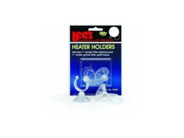 Lee's Aquarium & Pet Heater Holder, 2 Pack - 10530