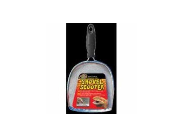 Zoo Med Deluxe Stainless Steel Scooper