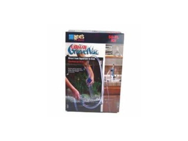 Lees Aquarium Pet 1571 Ultimate Gravel Vacuum 50 Kit