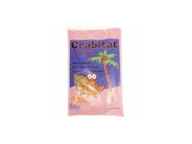 Crabitat Hermit Crab Sand Pink 2.2 Pound