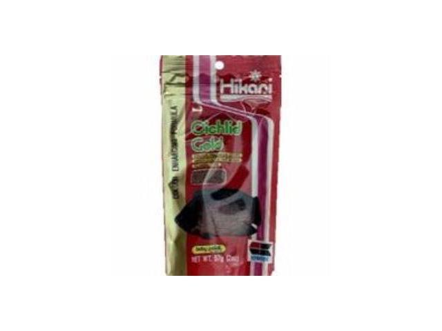 Hikari Sales USA Inc Cichlid Gold, Baby, 2 Ounces - 4111