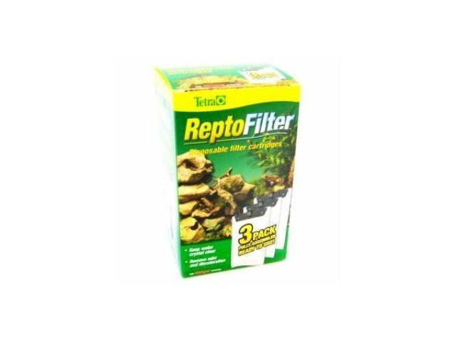 United Pet Group Repto Filter Cartridge, Large/3 Pack - 26049