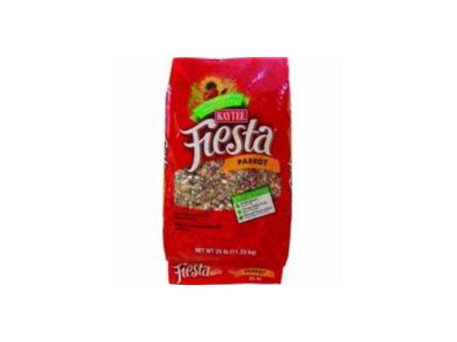 Kaytee Products Inc Fiestamax Food, Parrot, 25 Pound - 100032274