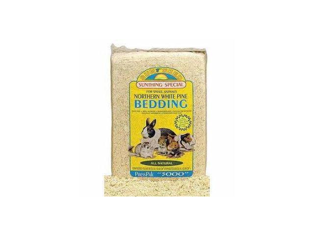 Pine Presspack Bag Bedding 2500 Cubic In