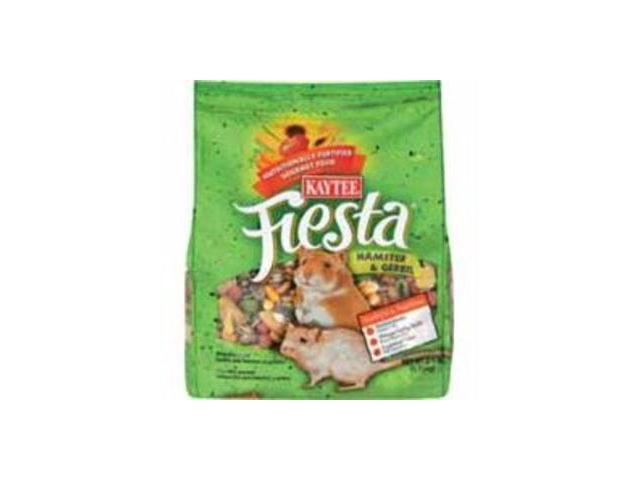 Kaytee Fiesta Hamster And Gerbil Food 3 Lb