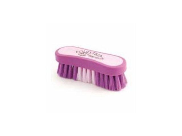Desert Equestrian Equestria Sport Face Brush Purple