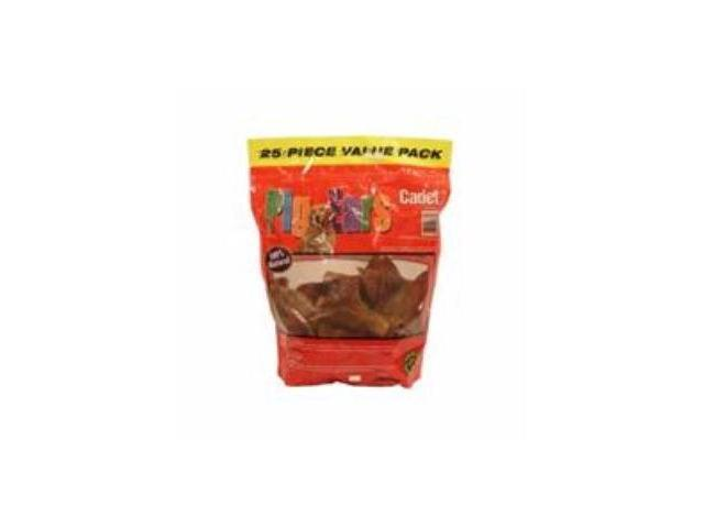 IMS Trading Corporation Pig Ears, 25 Pack - 00876