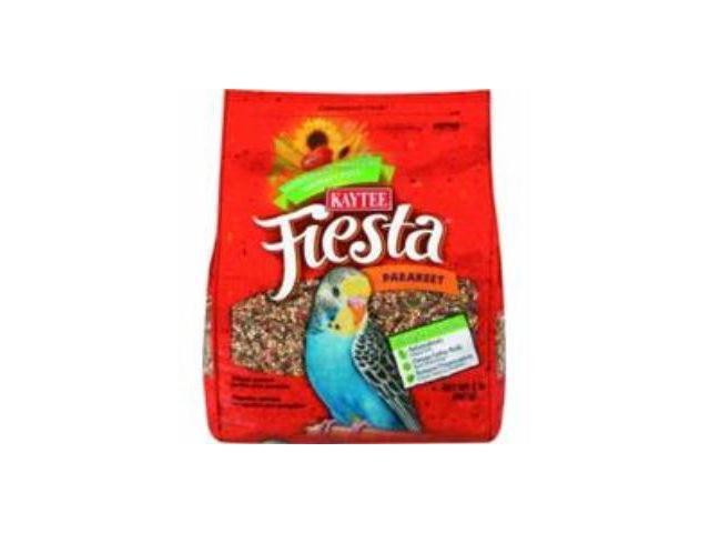 Kaytee Fiesta Parakeet Food 2 Lb