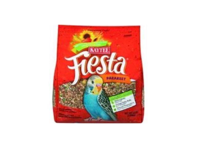 Kaytee Fiesta Parakeet Food 4.5 Lb