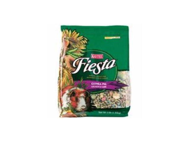 Kaytee Products Inc Fiesta Food Guinea Pig, 2.5 Pound - 100032313