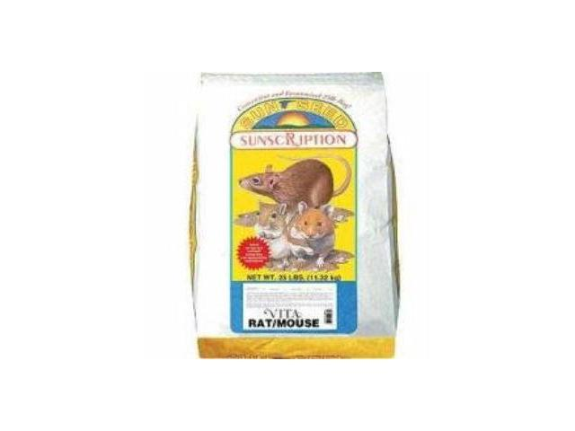 Vita Rat Mouse Gerbil Feed 25Lb