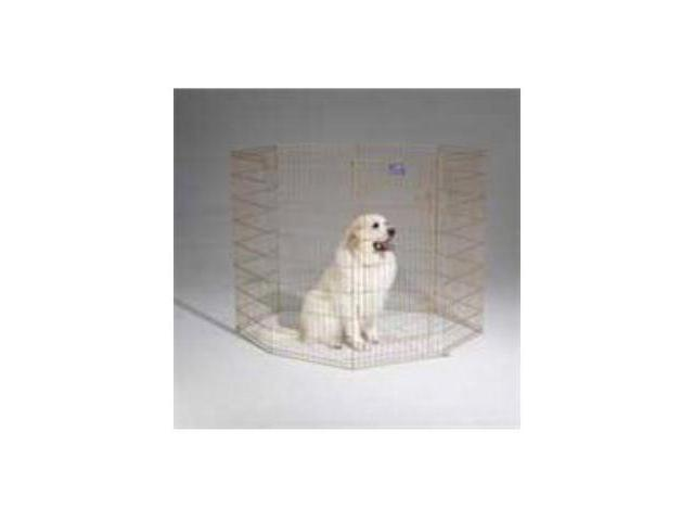 Midwest Gold Pet Dog Exercise Pen 8 Panel 24X48