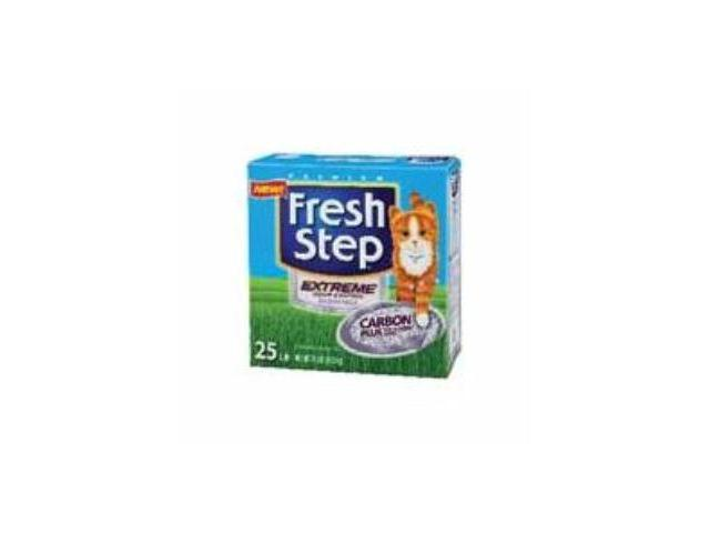 Clorox Petcare Products Fresh Step Extreme, 25 Pound - 30623