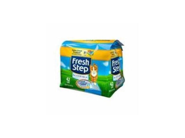 Clorox Petcare Products Fresh Step Odor Shield, 42 Pound - 30503