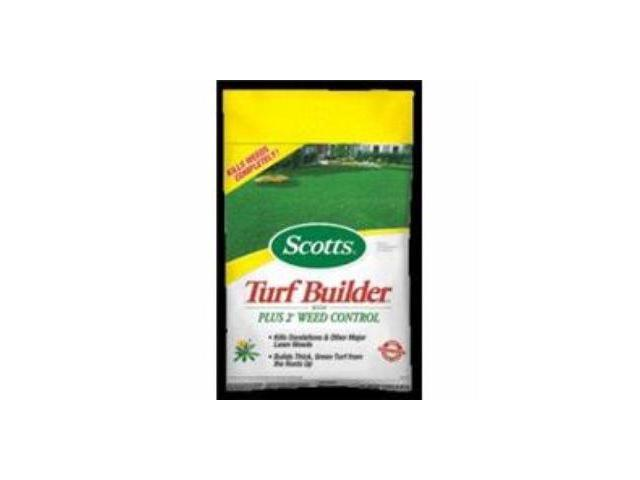 Scotts Super Turf Builder With Plus 2 Weed Control 5M
