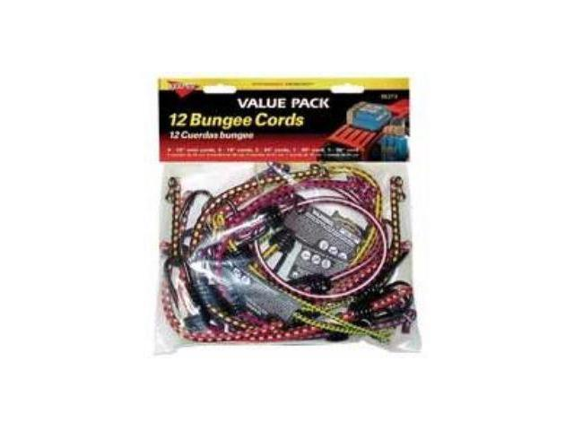 Keeper Corporation Bungee Cord 2Pc Multi Pack