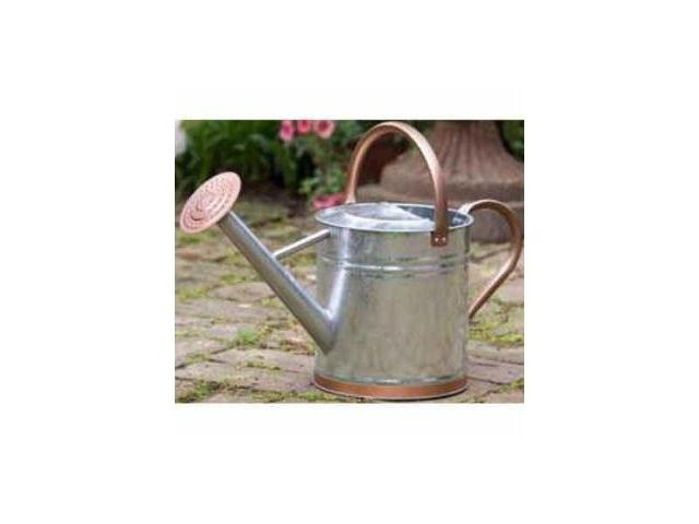 Steel And Copper Watering Can