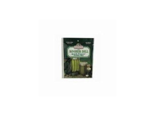 Precision Foods Inc-Mrs. Wages Quick Process Kosher Dill Pickle Mix 6.5 Ounce