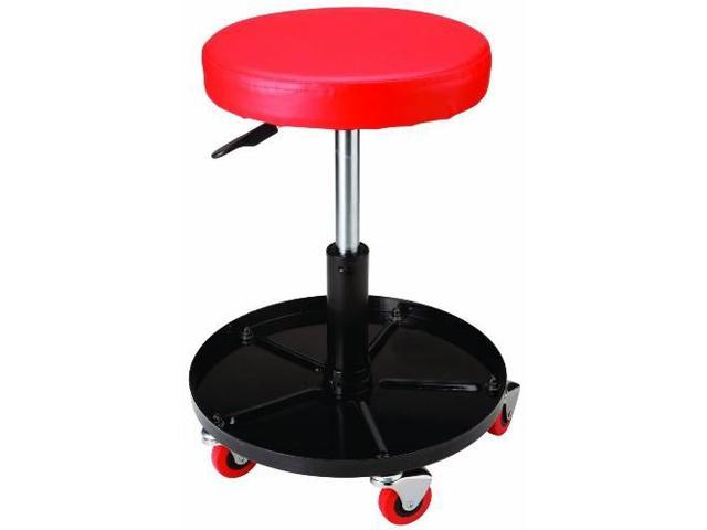 Arcade stool adjustable roller chair seat for cocktail or sit down style arcade jamma or mame games