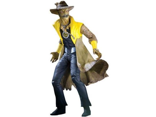 Sinestro Corps Scarecrow Blackest Night Series 8 Action Figure