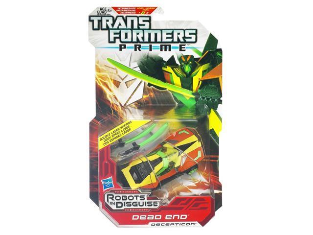 Deadend Transformers Prime Deluxe Class Action Figure