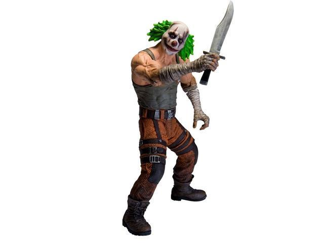 Clown Thug with Knife DC Direct Batman Arkham City Series 3 Action Figure
