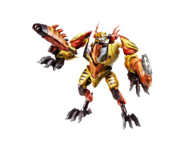 Vertebreak Transformers Prime Beast Hunters 014 Deluxe Class Action Figure