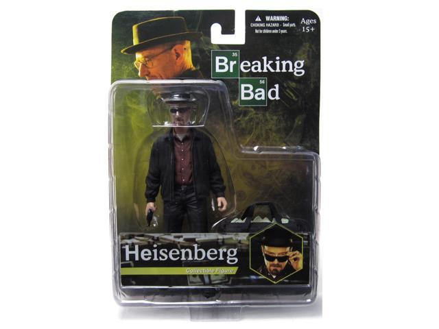 Heisenberg Walter White Breaking Bad Action Figure