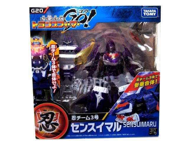 Sensuimaru G20 Transformers Go! Takara Tomy Action Figure